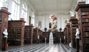 WrenLibraryInterior