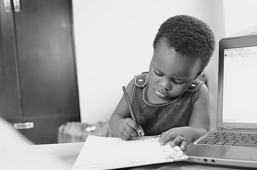 wrote essay eating babies