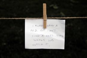 One PhD, No Work Experience | FurahaAsani